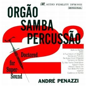 André Penazzi — Órgão... Samba... Percussão Vol. 2 (1963) (a)
