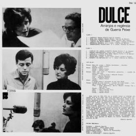 Dulce Nunes, Guerra Peixe — Dulce (b)