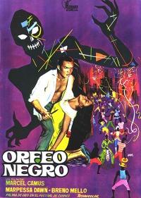 Orfeu Negro Filmposter (Spain)