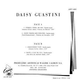 Daisy Guastini - Daisy Guastini (1959) b