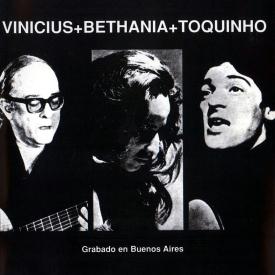 Maria Bethânia - Vinícius + Bethânia + Toquinho en La Fusa (1971) a