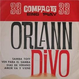 Orlandivo — Samba Toff - Vem Pro Samba - Dias de Verão - Amor