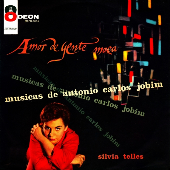 Sylvia Telles - Amor de Gente Moça (1959) a