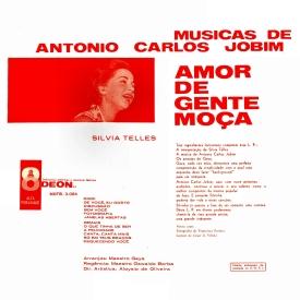 Sylvia Telles - Amor de Gente Moça (1959) b