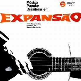 Aécio Flávio, Berimbau Trio, Quinteto Sambatida — Música Popular Brasileira em Expansão (a)