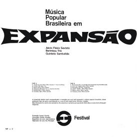 Aécio Flávio, Berimbau Trio, Quinteto Sambatida — Música Popular Brasileira em Expansão (b)