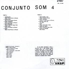 Conjunto Som 4 — Conjunto Som 4 (b)