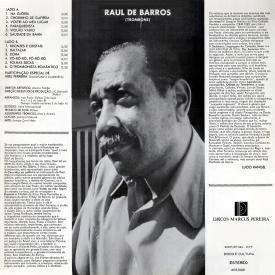 Raul de Barros — Brasil, Trombone (b)