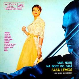 Fafá Lemos — Uma Noite na Boite do Fafá (a)