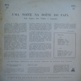 Fafá Lemos — Uma Noite na Boite do Fafá (b)