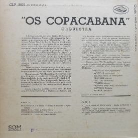 Os Copacabana Orquestra — Os Copacabana (b)