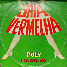 Ângelo Apolônio 'Poly' - Saia Vermelha (1963) a