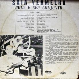 Ângelo Apolônio 'Poly' - Saia Vermelha (1963) b