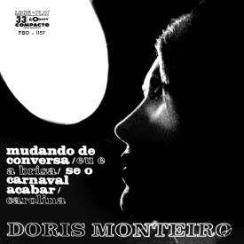 Doris Monteiro - EP Mudando de Conversa (1968)