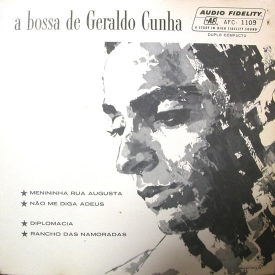 Geraldo Cunha - A Bossa de Geraldo Cunha (1963)
