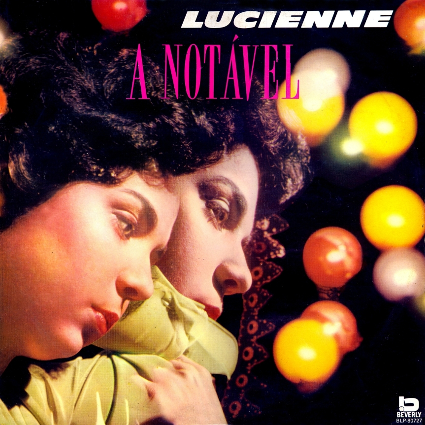 Lucienne Franco — A Notável (a)