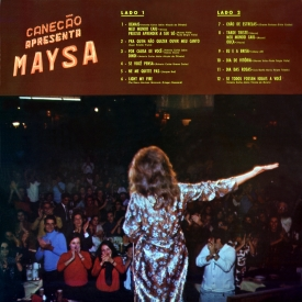 Maysa - Canecão Apresenta Maysa (1969) b
