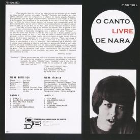 Nara Leao - O Canto Livre de Nara (1965) b