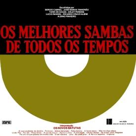 Os Novos Batutas - Os Melhores Sambas de Todos os Tempos (1974) a