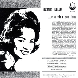 Rosana Tolédo — E a Vida Continúa (b)