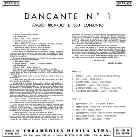 Sérgio Ricardo — Dançante No. 1 (b)