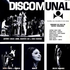 Various - Discomunal (1968) a