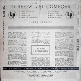 Cauby Peixoto — O Show Vai Começar (b)