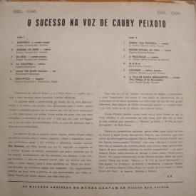 Cauby Peixoto — O Sucesso na Voz de Cauby Peixoto (b)