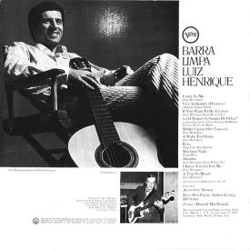 Luiz Henrique - Barra Limpa (1967) b