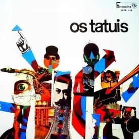 Os Tatuís - Os Tatuís (1965)