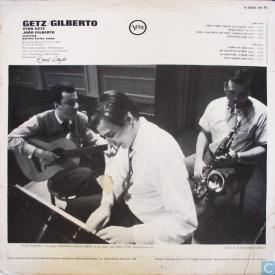 Stan Getz & João Gilberto feat. Antônio Carlos Jobim - Getz-Gilberto (1964) b