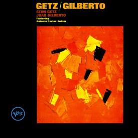 Stan Getz & João Gilberto feat. Antônio Carlos Jobim - Getz-Gilberto (1964) a