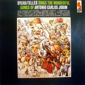 Sylvia Telles - Sylvia Telles Sings the Wonderful Songs of Antônio Carlos Jobim (1965) a