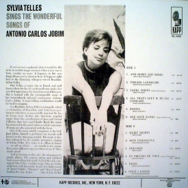 Sylvia Telles - Sylvia Telles Sings the Wonderful Songs of Antônio Carlos Jobim (1965) b