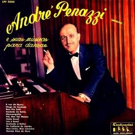 André Penazzi - André Penazzi e Suas Músicas Para Danças (1959)