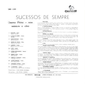 Guerra Peixe - Sucessos de Sempre (1960) b