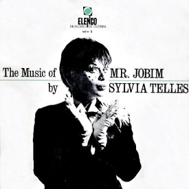 Sylvia Telles - The Music of Mr. Jobim by Sylvia Telles (1966)
