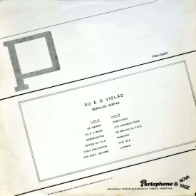 Geraldo Vespar - Eu e o Violão (1968) b