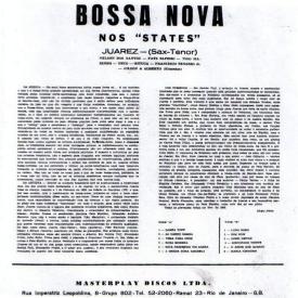 Juarez Araújo - Bossa Nova nos 'States' (1962) b