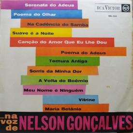 Nelson Gonçalves - Na Voz de Nelson Gonçalves (1963) a
