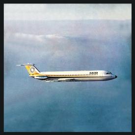 Silvio Tancredi - Voando com a Sadia (1970) a