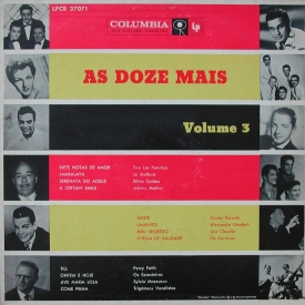 Various - As Doze Mais Vol. 3 (1959) a