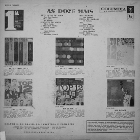 Various - As Doze Mais Vol. 3 (1959) b