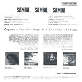 Alexandre Gnattali - Samba, Samba, Samba (1961) b