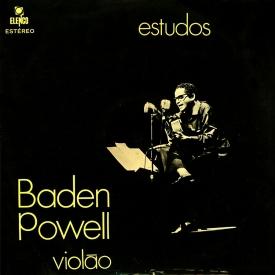 Baden Powell - album Estudos (1971) a