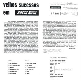 Clóvis Pereira - Velhos Sucessos em Bossa Nova (1963) b