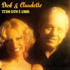 Dick Farney & Claudette Soares - Tudo Isto é Amor (1976) a