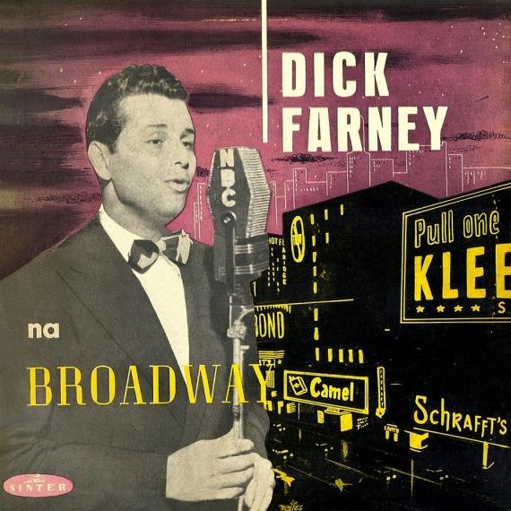Dick Farney - Dick Farney na Broadway (1954) a