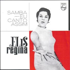 Elis Regina - Samba Eu Canto Assim (1965) a