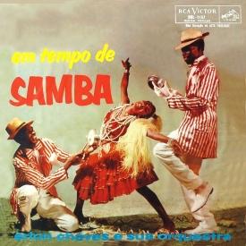 Erlon Chaves - Em Tempo de Samba (1961) a